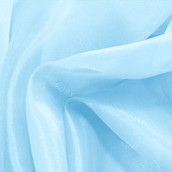 light-sky-blue-organza