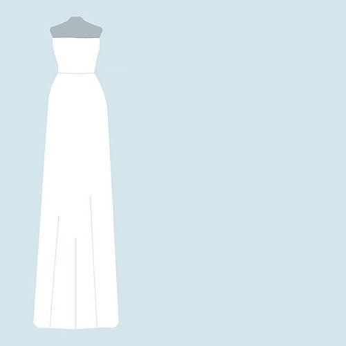 Colunm Dresses