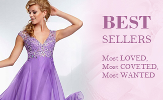 On PickeDDresses a lot of different style for the bridesmaid dresses. 1 PickeDDresses